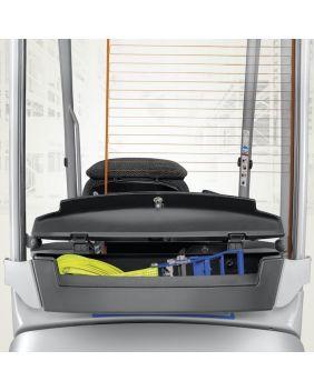 Box posteriore porta attrezzatura